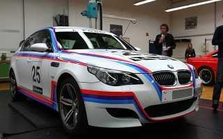BMW M3 отмечает 25 лет