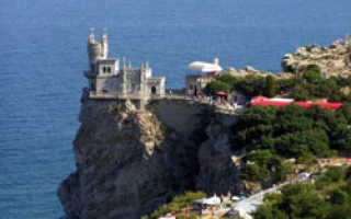 Крым посетило 5 миллионов туристов