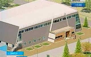 Физкультурно-оздоровительный комплекс в Свирске