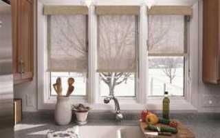 Выбираем окно для кухни