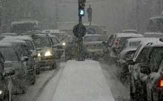 В Сербии объявлена чрезвычайная ситуация из-за заморозков