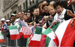 Как американцы празднуют День Колумба