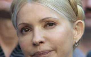 Юля Тимошенко на самом деле страдает от ухудшения своих болезней