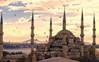 Турция отсрочила начало действия нового закона о пребывании на территории страны