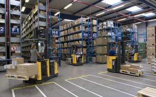 Рынок складской техники и оборудования к импортозамещению не готов