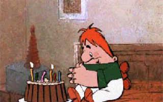 К сожаленью, день рожденья, только раз в году!