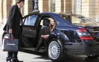 Пунктуальность – главное преимущество службы такси