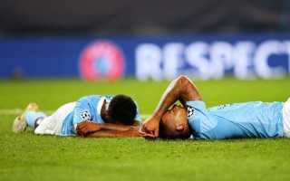 «Лион» обыграл «Манчестер Сити» и вышел в полуфинал Лиги чемпионов