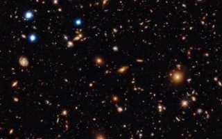 НАСА обнаружило новые черные дыры