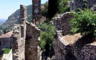 Безопасность туристов, отправляющихся в Грецию