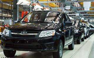 Благодаря помощи государства в России реализуется более половины отечественных автомобилей