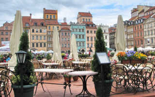 Квартиры в Польше — исследование рынка