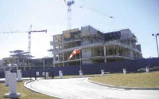 В Одессе заложили первый камень самой современной больницы Украины