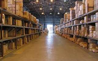 В Москве растет количество свободных складских помещений