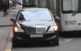 Дорожная полиция пытается разрешить «парковочные» споры