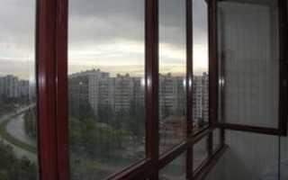 Утепления балкона: с чего начать?