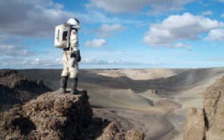 Люди на Марсе?