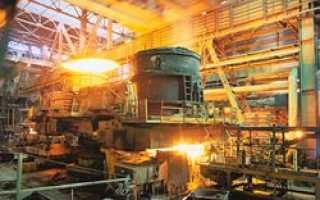 На Кубани тоже есть свое металлургическое производство