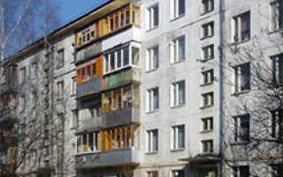 Московские пятиэтажки немного подрастут
