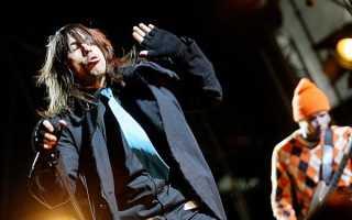 Джон Фрушате уходит из Red Hot Chili Peppers