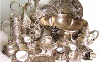 Россияне стали предпочитать серебро вместо золота