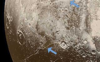 Тайна жидкого океана на Плутоне