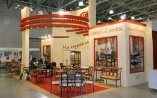 Масштабная мебельная выставка в Санкт-Петербурге