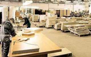 На российском рынке мебели вырастет доля отечественной продукции
