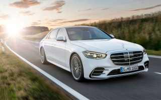 В семействе нового Mercedes S-Class появится «автомобиль мечты»