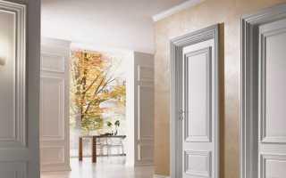 Для смены обстановки в квартире достаточно заменить двери