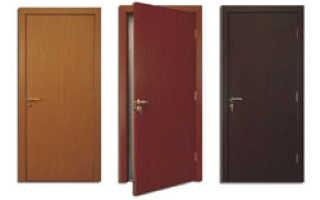 Металлические двери и их преимущества