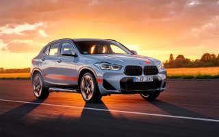 Кроссовер BMW X2 получил в России молодежную спецверсию