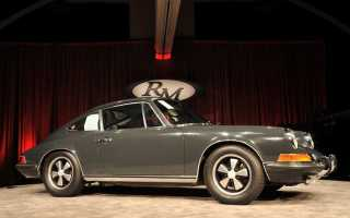 Автомобиль Стива МакКуина будет выставлен на продажу
