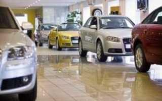 Москва остается лидером в стране по количеству продаваемых автомобилей