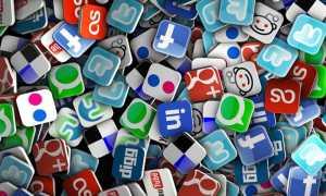 Американцы выбирают социальные сети, а не интернет магазины