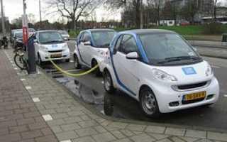 Россияне готовы пересесть на электромобили