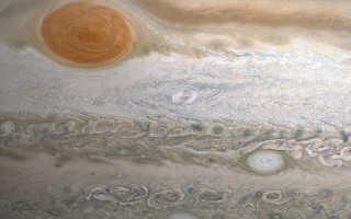 Астроном-любитель из ЮАР разглядел новый конвективный шторм на Юпитере