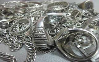На территорию России пытались ввезти 200 кг серебра