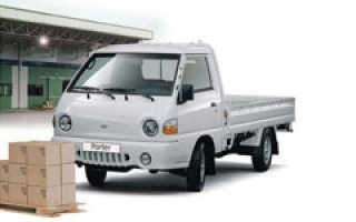 Авто Hyundai Porter от ТагАЗ