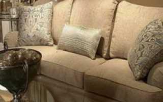 В мебельную моду возвращаются цвета из 70-х годов