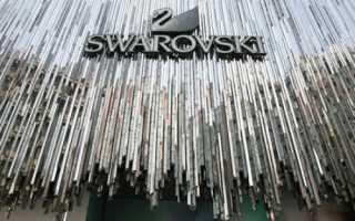 Swarovski — бижутерия изменившая мир!