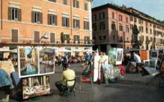 Музеи Рима: мировая сокровищница