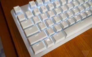 Razer показала офисную мышь и механическую клавиатуру