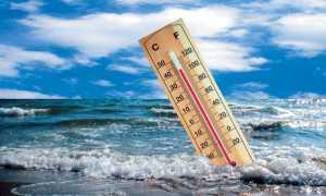 Десятка климатических событий 2009 года