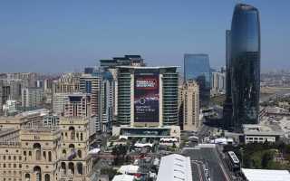 Этапы Формулы 1 в Баку, Сингапуре и Японии отменены