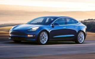 Tesla обновит свой самый дешевый электрокар