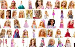 Уровень продаж знаменитых кукол Barbie сократился
