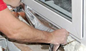 Что нужно учитывать при самостоятельной установке пластиковых окон?