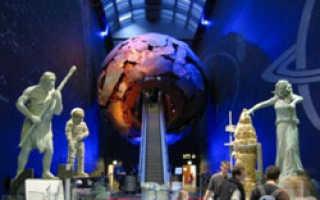 Международный праздник день музеев