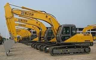 Рынок строительной и специальной техники в России сокращается